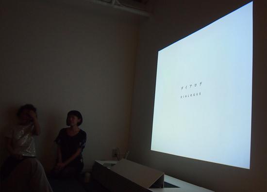耳のないマウス 『箱の中に入っているのはどちらか?』展 ダイアログ 2016 オープニング・レセプションに付随して 行われた作家との対話 3331 Arts Chiyoda(東京)